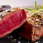 Kırmızı eti tek başına tüketmeyin!