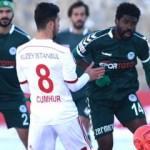 Konyaspor, Gümüşhane'de kayıp!