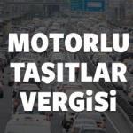 2017'de Motorlu taşıtlar vergisi (MTV) vergisi kaç TL olacak?