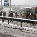 İstanbul'da bugün kar yağar mı? Meteoroloji saat verdi...