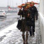 İstanbul'da kar kaç gün sürecek? Detaylı hava raporu