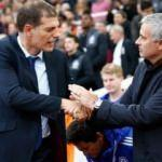 Jose Mourinho, Slaven Bilic'i üzdü