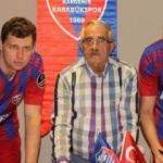Kardemir Karabükspor'dan imza şov!