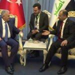 Başbakan Yıldırım Irak'ta Cuburi ile görüştü