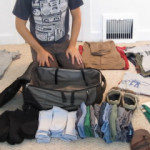 Bir bavula dünyalar nasıl sığdırılır?