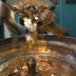 Darphane'nin altın üretimi 16 yılın dibinde