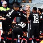 Leverkusen'i Hakan ve Ömer uçurdu!