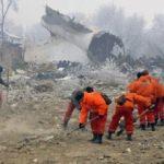 Kırgızistan'da düşen uçağın kara kutuları açılıyor
