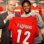 Luiz Adriano, Spartak Moskova'da!