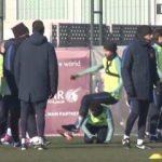 Neymar ve Suarez'den Pique'ye ilginç şaka!