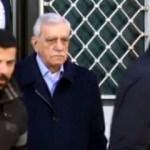 Türk, sağlık raporu için hastaneye getirildi