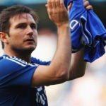 Lampard sahalara veda etti!