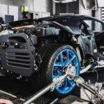 En hızlı otomobil böyle üretiliyor