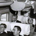 Şimdiki uçak yolculuklarından çok farklı...