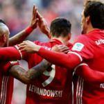 Bayern Hamburg'a acımadı! Tarihi skor