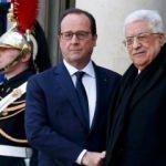 Fransızlardan Hollande'a 'Filistin' hatırlatması