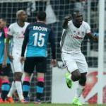 Zafer gecesi! Beşiktaş gerekeni yaptı!