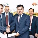 5G için iki devden büyük iş birliği