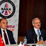 BAKA yönetimi Isparta'da toplandı