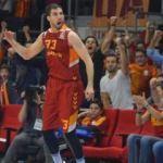G.Saraylı yıldız Euroleague tarihine geçti