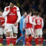 Arsenal evinde zulüm gördü!