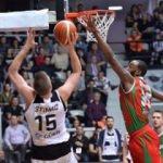 Beşiktaş-Karşıyaka maçında olaylar