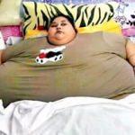 Dünyanın en şişman kadını 100 kilo verdi