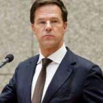 Hollanda Başbakanı'ndan bir açıklama daha!