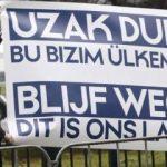 'Türkiye güçlenecek'! Irkçı lider tutuştu