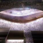 Fiorentina yeni stadını tanıttı!