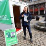 Norveçli Christian sadece Kur'an-ı Kerim satacak