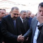 AK Parti Milletvekili Ulupınar'ın babası toprağa verildi