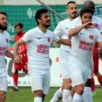 Erteleme maçında kazanan Ümraniyespor