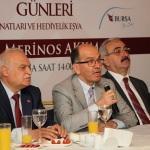 """""""3. Bursa Anadolu Günleri"""" etkinliği"""