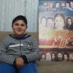 """Kas hastası Arda'ya """"Elif"""" desteği"""