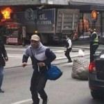 İsveç'te kamyonlu terör saldırısı
