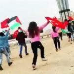 Gazzelilerden 'Evet' klibi!