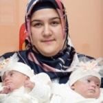 Mucize bebek zorlu yaşam mücadelesini kazandı