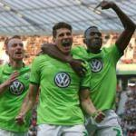 Yunus Mallı ve Mario Gomez Wolfsburg'u uçurdu!
