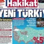 KKTC basınında '16 Nisan' manşetleri
