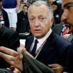 Lyon başkanına iftira davası!