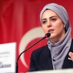Nilhan Osmanoğlu, Bağcılar'da söyleşiye katıldı