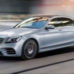 Sonunda ortaya çıktı! İşte yeni Mercedes S Serisi