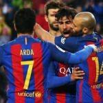 Barcelona, Osasuna'ya gol oldu yağdı!