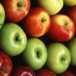 Günde 1 adet elma yerseniz...