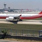 Yeni VIP uçağı TC-CAN ilk uçuşunu yaptı
