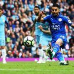 M.City-Leicester maçında görülmemiş olay!
