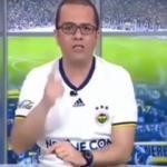 Son saniye golüne BJK TV ve FB TV'de farklı tepki!