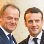 Çarpıcı açıklama: Avrupa'nın umudu Macron!