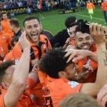Ukrayna Kupası'nda şampiyon Shakhtar